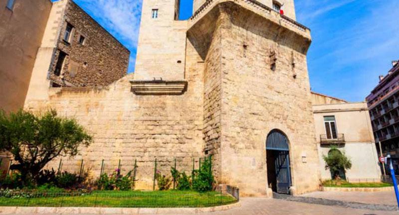 La tour de la Babote à Montpellier 3 - MontpelYeah Magazine