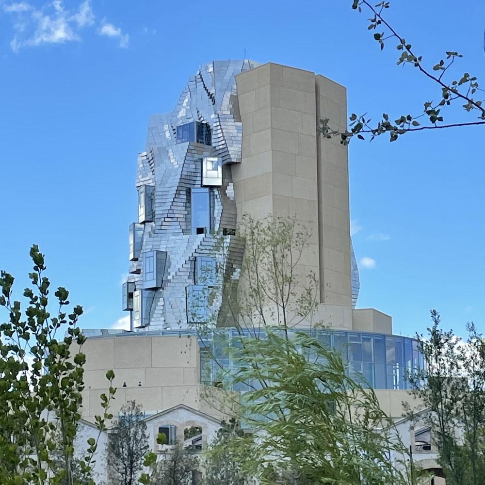 Luma : La tour d'Arles, un défi architectural 1 - MontpelYeah Magazine